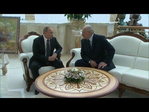 Экономическое сотрудничество и расчеты за газ стали ключевыми темами встречи президентов.