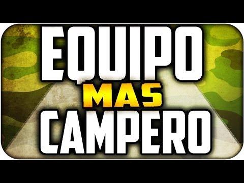 El equipo MAS CAMPERO del Call Of Duty -Black Ops II-
