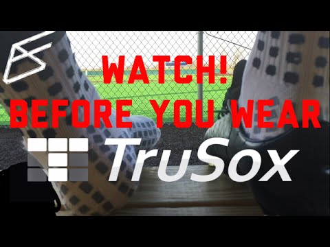 9ebb0954d How to Properly Wear TruSox // AFE_footballism - YouTube