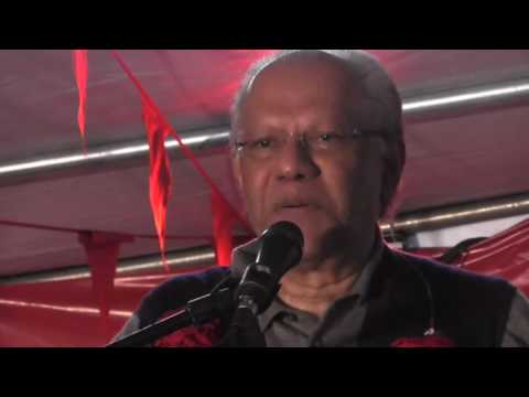 DR NAVINCHANDRA RAMGOOLAM - CONGRES AT QUATRE BORNES 26 AUG 2016