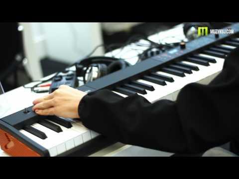 Nagrania dla muzykuj.com – Studiologic Compact 2  – musikmesse 2017 gra: Kamil Barański www.muzykuj.com