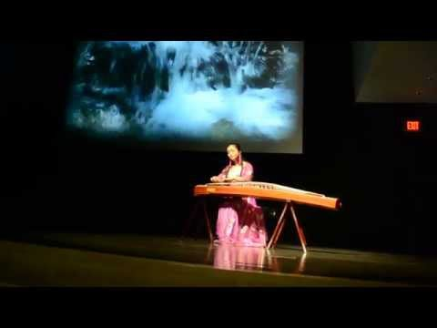 Zhongbei Daisy Wu 《Water 水 2015》on Guzheng