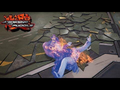 Tekken 7 Tips For Intermediates - Just Frame Inputs: King's Stretch Combo