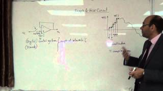 Op-Amps: Sample and hold circuit, 18/10/2014