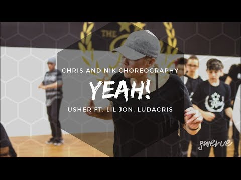 Usher Yeah! ft Lil Jon, Ludacris  Chris and Nik Thomas  The Rise Dance @SWERVETV 4K