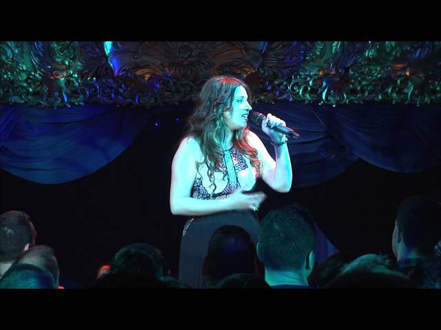Amber - Warrior (Malta) LIVE at the London Eurovision Party 2015
