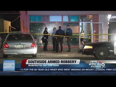 Police investigating armed robbery at a church on the Southside