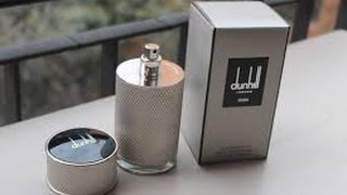 Fragrance Review - Dunhill Icon