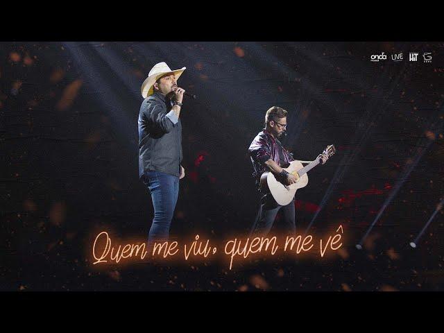 Edson & Hudson - Quem Me Viu, Quem Me Vê [DVD Amor + Boteco]