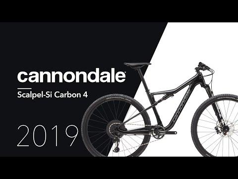 Cannondale Scalpel Si Carbon 4