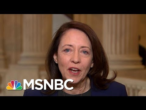 Senator Maria Cantwell SaysThe Goal Of Health Reform Is  'Affordability'  | Morning Joe | MSNBC