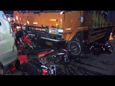 Kecelakaan Maut di Tugu Semarang, Saksi: Truk Diduga Alami Rem Blong