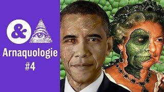 Arnaquologie - Les reptiliens sont parmi nous !