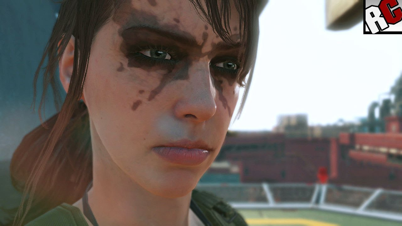 metal gear solid 5 how to play as quiet