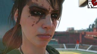 Metal Gear Solid 5: The Phantom Pain - How to Recruit Quiet as a Buddy