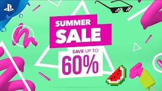 Summer Sale | 24th July - 21st August | PlayStation Store