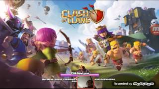 CLASH OF CLANS  2. Video