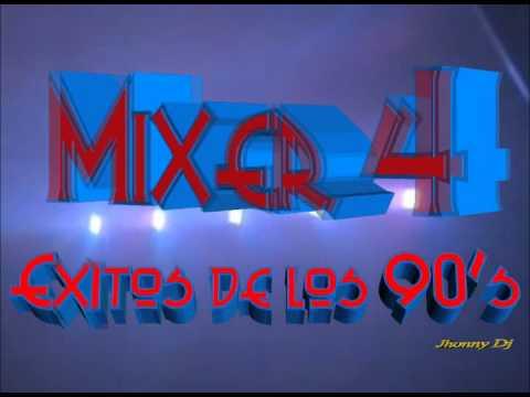 Ecuador - Mixer - 4 - Exitos de los 90's