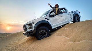 Mobbing the Dubai Desert!!🐫