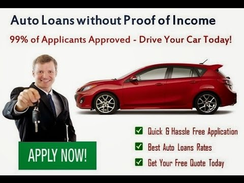Dcu Car Loan >> No Income Check Auto Loan | No Income Check Car Loan - YouTube