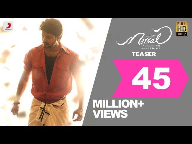 Mersal - Official Tamil Teaser Vijay A R
