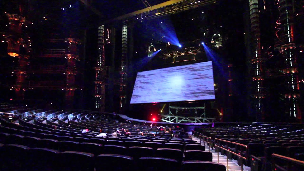 Quot Ka Quot Offers Free Open House At Mgm Grand Las Vegas Youtube