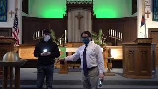 Children's Sermon - January 31, 2021 - Hope and Light
