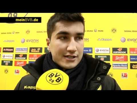 BVB - FC St. Pauli: Freies Interview mit Nuri Sahin