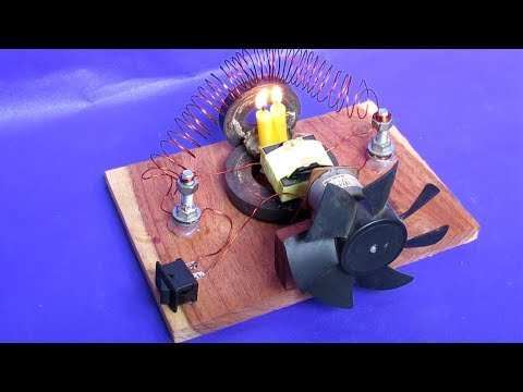 Free energy generator - Homemade electricity free energy devices DIY