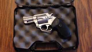 Charter Arms .357 Mag Pug