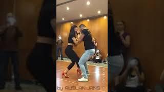 очень красивый танец (Uzeyir mene gel)
