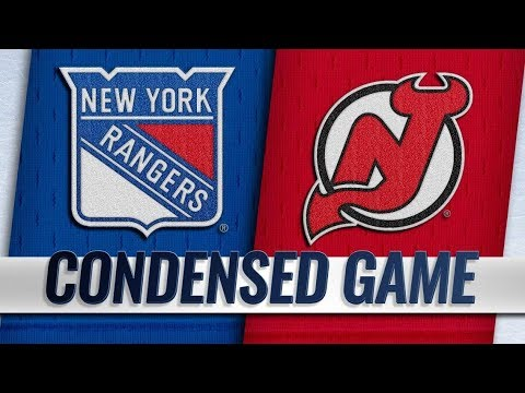 new style 041f3 ae6f4 New York Rangers vs New Jersey Devils preseason game, Sep 17, 2018  HIGHLIGHTS HD