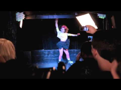 The Drag Superstar Competition At Flamingo's Bar In Ottawa
