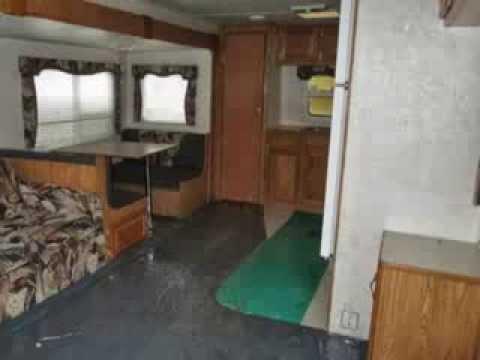 2000 Dutchmen Classic 36FK Travel Trailer / Oak Lake RV Sales & Service