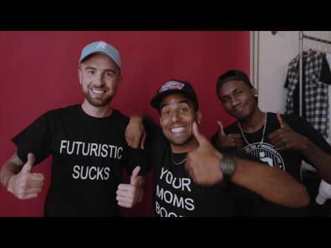 Futuristic ft. Hopsin - Scrollin (Audio)
