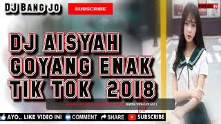 Dj Aisah Goyang Enek