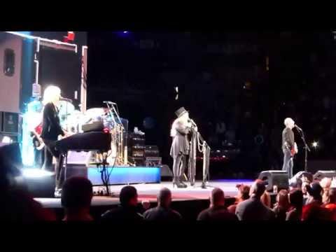 "Fleetwood Mac ""Go Your Own Way"" Live Toronto February 3 2015"