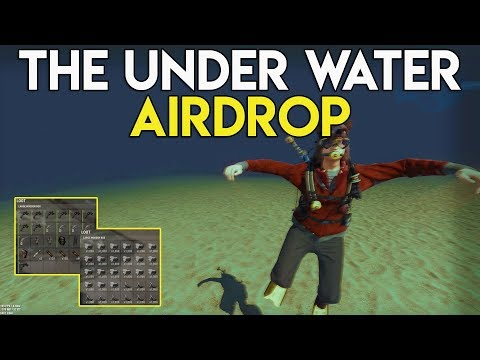 CRAZY WIPE DAY SNOWBALL AND AIRDROP UNDER WATER! - Rust