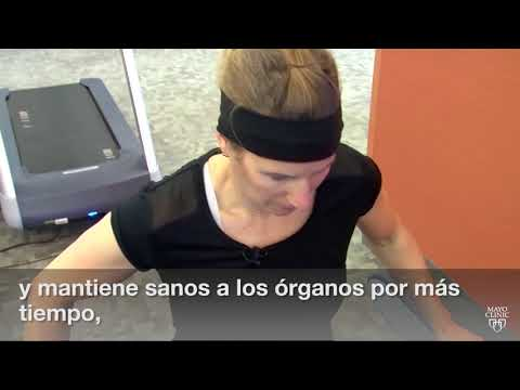 El minuto de Mayo Clinic: Envejecer sano y entrenamiento por intervalos