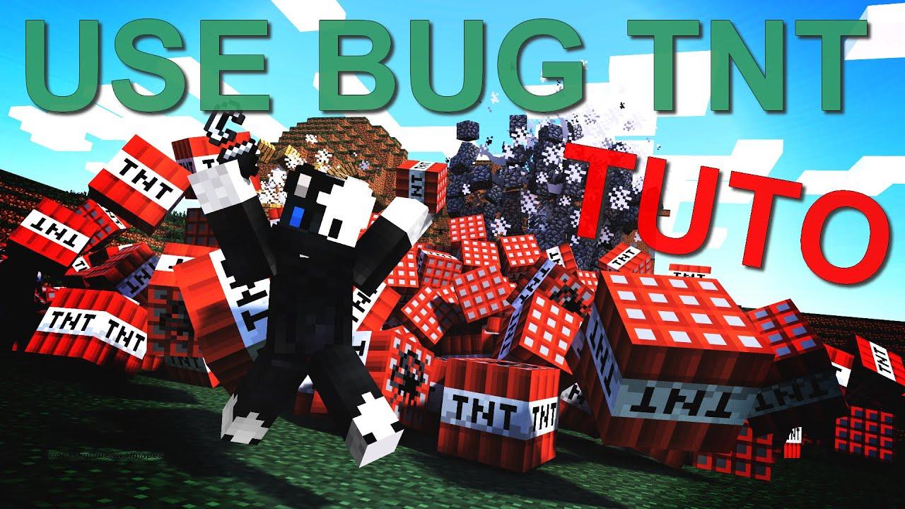 Tuto Use Bug Tnt A Travers Lobsidienne Pour Les Pvp Factions
