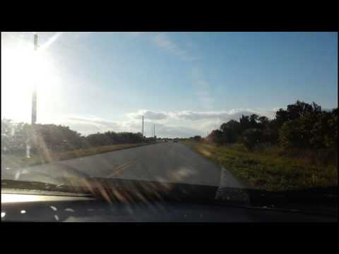 Cape Canaveral Florida Time Lapse