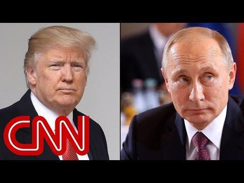 Putin thanks Trump in phone call