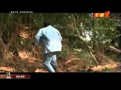 Telemovie Kata Samseng Part 5B Rosyam Nor Eman Manan Nasir Bilal Khan Bukan KL Gangster