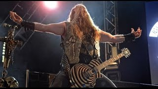 Black Label Society - Rock al Parque 2014 (Full Concert)