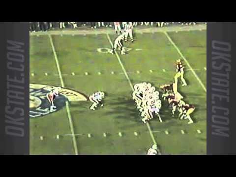 1985 Gator Bowl - #19 Oklahoma State vs. #18 Florida State - 1st Half