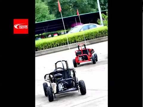 80cc 4 stroke engine gas go kart GC8001