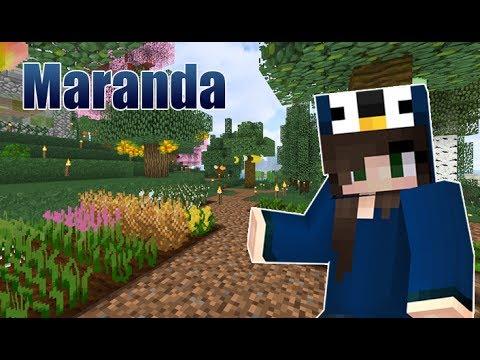 Garden Progress & A Dog named Hamish!! // 58 // Maranda (Modded Minecraft Let's Play)