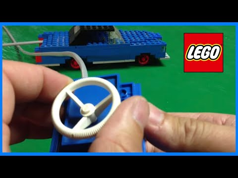 Very Rare Vintage LEGO 311 Remote Control Car And Truck Set From ...