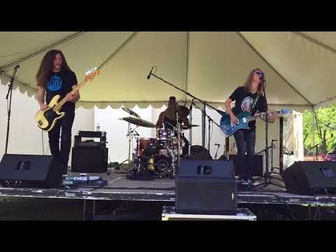 Good Times Bad Times by Led Zeppelin covered by Griffin Tucker and The Real Rock Revolution