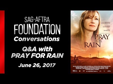 Conversations with PRAY FOR RAIN